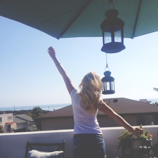View from San Clemente Roof Top Natalie Grinnell - Travel Blog - California Travel Tips
