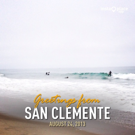 San Clemente - Greetings from California - Travel Blog - Natalie Grinnel