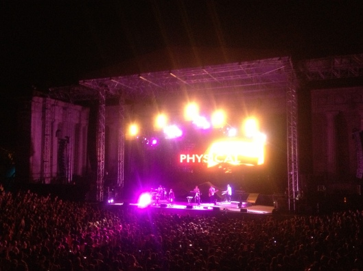 Fun with Tegan and Sara in Berkeley, California, Greek Theater Miss Social Travel Blog