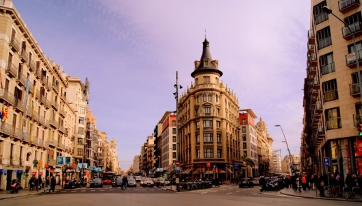 Gaudí Barcelona Spain Natalie Grinnell Miss Social Blog 2