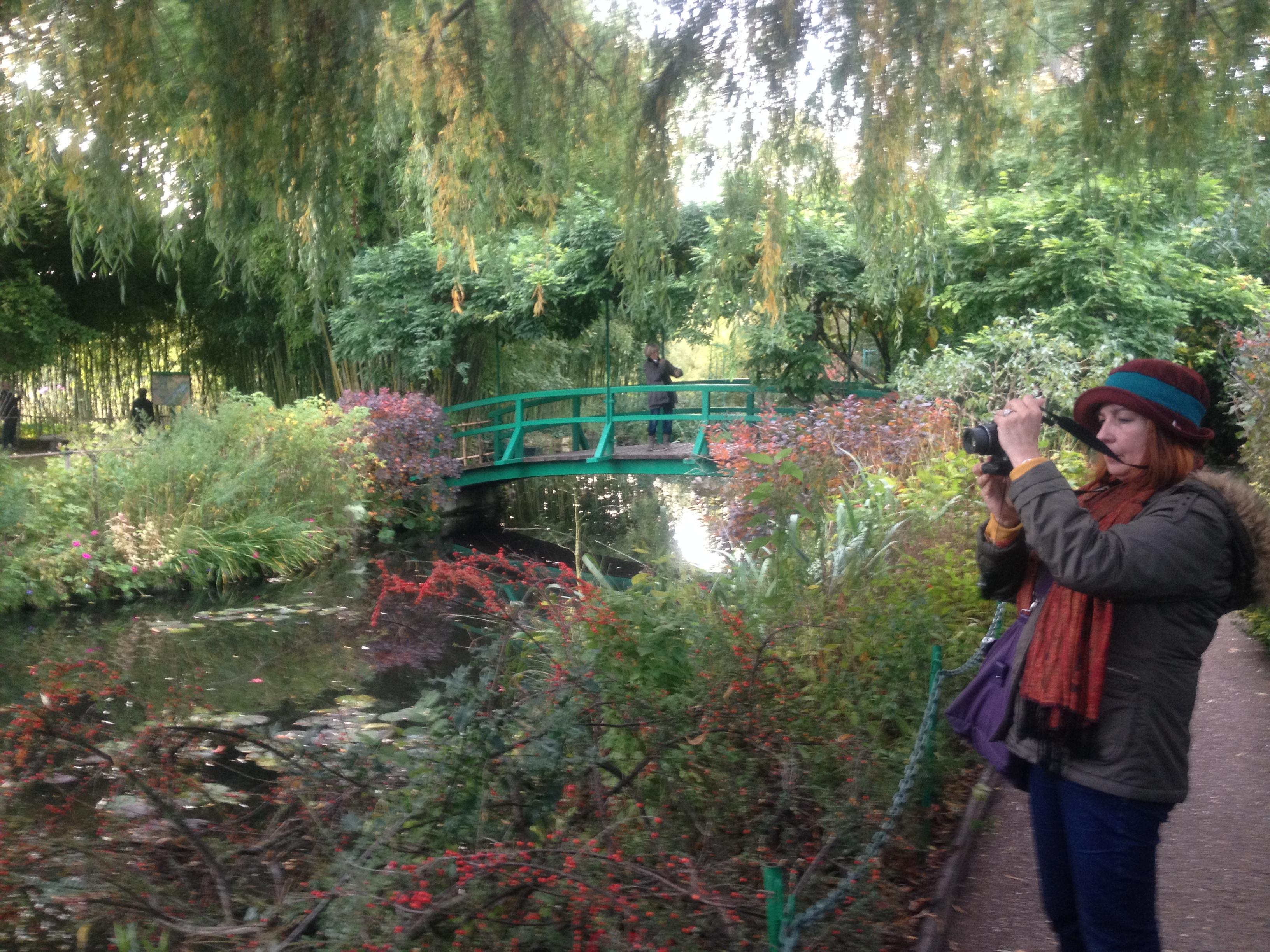 Claude monet s home garden at giverny vernon france for Monet house