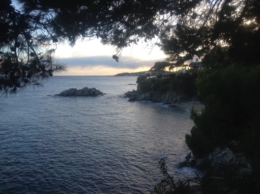 Natalie Grinnell Travel Blog Spain Costa Brava Hotels on the coast of Spain, Spain blogger, American in Europe, Blogger